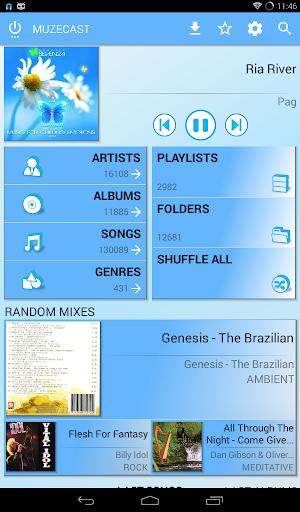 免費音樂App|Muzecast Music Streamer Pro|阿達玩APP