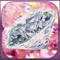 Diamonds Live Wallpaper Free icon