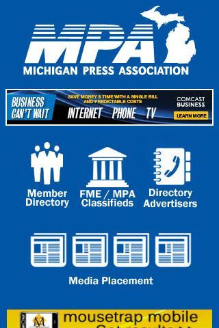 MI Press Association Directory