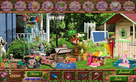 Garden Escape Hidden Objects 70.0.0 screenshot 797587