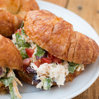Our New Favorite Chicken Salad Sandwiches
