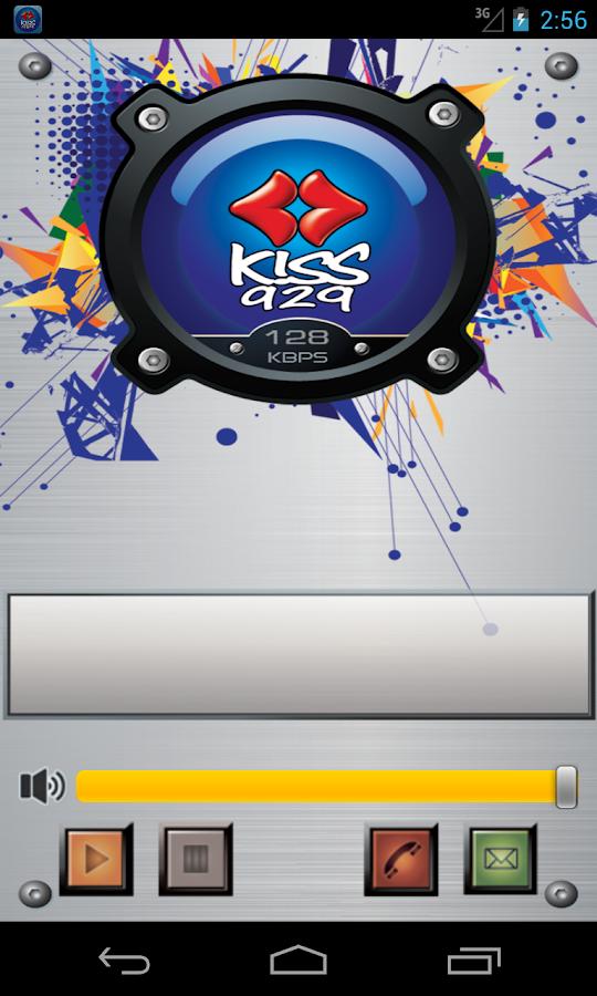Kiss Fm 92.9 - screenshot