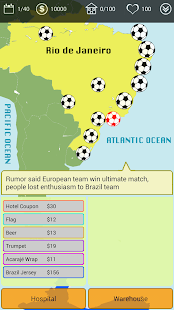 Adventure Brazil screenshot