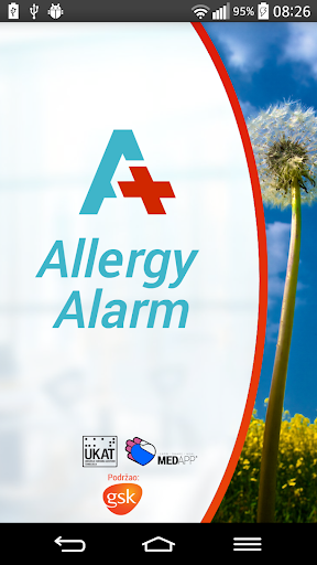 Allergy Alarm