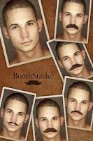 Screenshot of BoothStache
