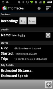 SolidSync Trip Tracker- screenshot thumbnail