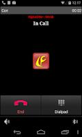 Screenshot of Camelfone