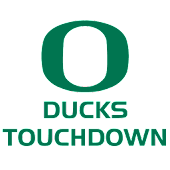 Oregon Ducks Touchdown Foghorn