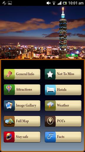 Taipei Offline Travel Guide
