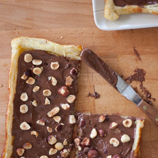 Nutella Puff Pastry.