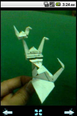 How to Fold Paper Cranes - screenshot
