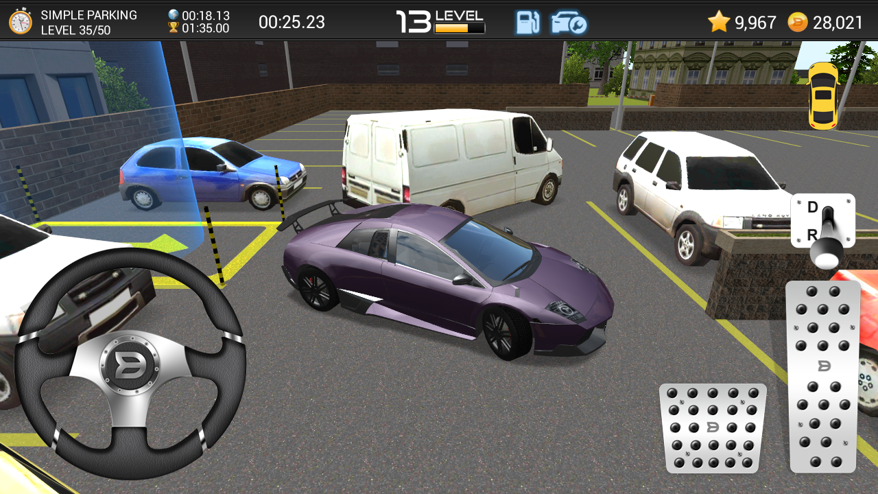Car Parking Games Agame