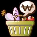 농수산물 가격 정보 icon