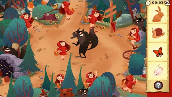 Red Riding Hood Lite - screenshot thumbnail