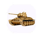 360° T-34 Tank Wallpaper icon