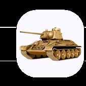 360° T-34 Tank Wallpaper