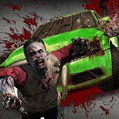 Crash drive smash zombies