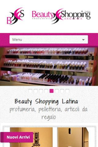 Beauty Shopping Latina