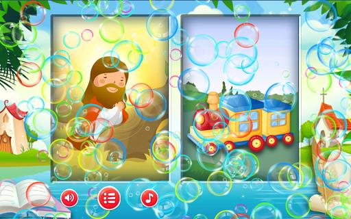 玩免費解謎APP|下載火車聖經拼圖 app不用錢|硬是要APP