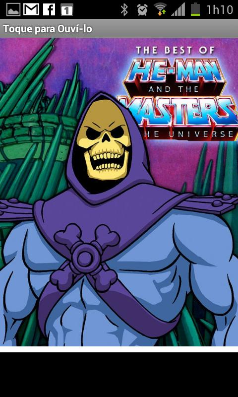 He-Man Skeleton Laugh - screenshot