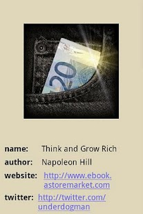 Think and Grow Rich- screenshot thumbnail