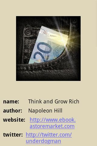 Think and Grow Rich- screenshot