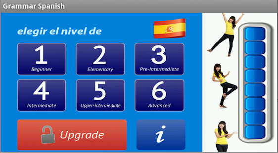 Spanish Grammar Free - screenshot thumbnail