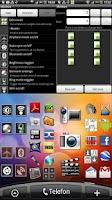 Screenshot of Multicon Widget