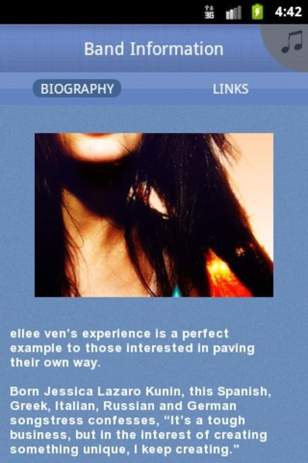 ellee ven - screenshot