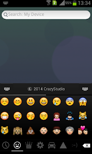 Pure Android Emoji Keyboard - Android Apps on Google Play