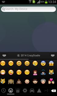 Emoji Keyboard Dict -CrazyCorn