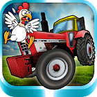 Tractor - Practice on the Farm icon