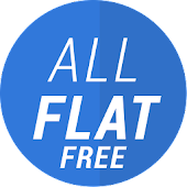 All Flat Gratis - Icon Pack