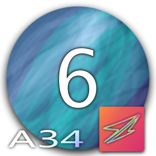 A34 Browser LOGO-APP點子