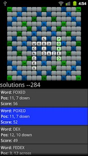 Word Grid Solver - screenshot thumbnail