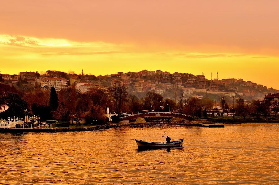 by Bekir Yeşiltaş - Landscapes Sunsets & Sunrises