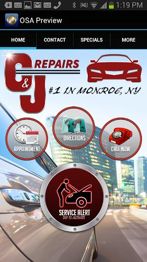 C and J Auto Repair