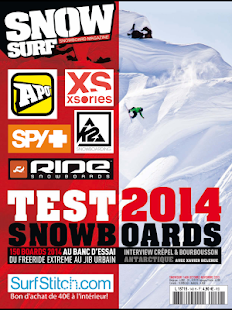 Snowsurf Magazine- screenshot thumbnail