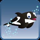 Splashy Dolphin icon