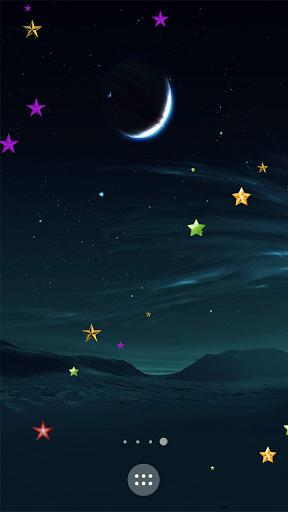 Galaxy Star HD Live wallpaper