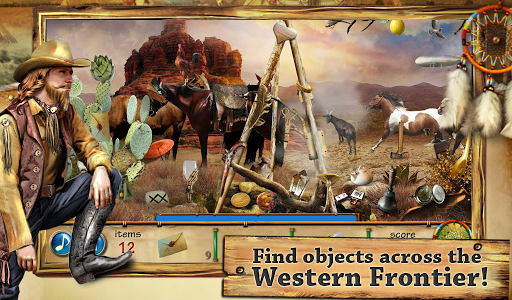 Hidden Object Wild West 1.0.12 screenshots 6