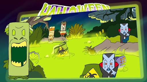 Halloween Witch Hunter