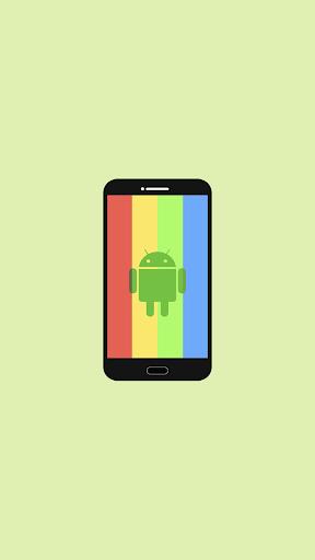 Simple Dead Pixel Test App