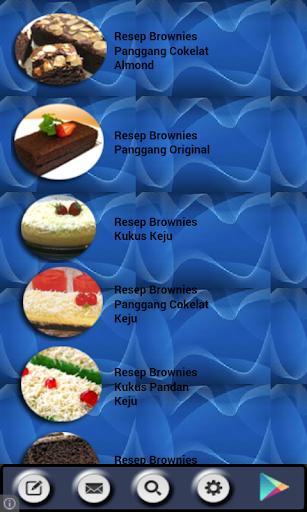 Resep Brownies sehat