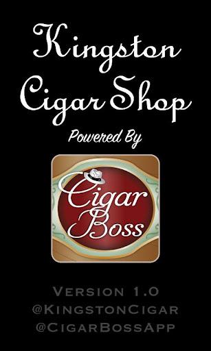 Kingston Cigar Shop