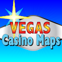 Vegas Casino Maps logo