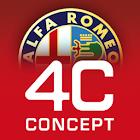 Alfa Romeo 4C Concept icon