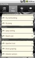 Screenshot of Ultimate Fly Fishing