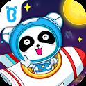 Moon Explorer: Panda Astronaut icon