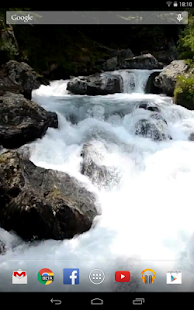 Waterfall Live Wallpaper HD 3